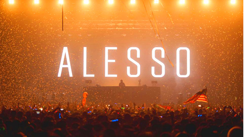 Photo of Alesso – Gansevoort Park 2014