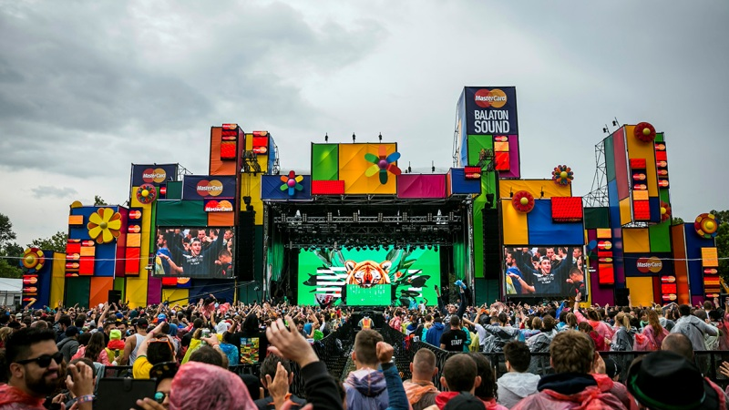 Photo of Conoce los headliners de Balaton Sound 2018