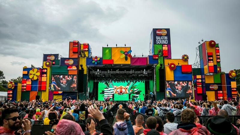 Conoce los headliners de Balaton Sound 2018