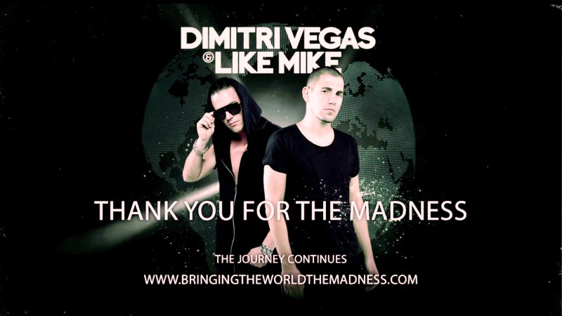 Photo of Dimitri Vegas & Like Mike – 'Bringing The World The Madness'