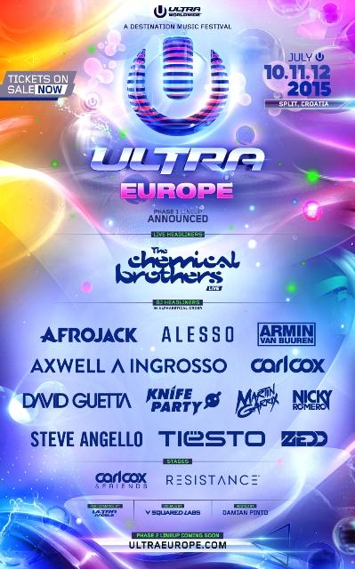 FB_Phase11 Ultra Europe anuncia los primeros nombres