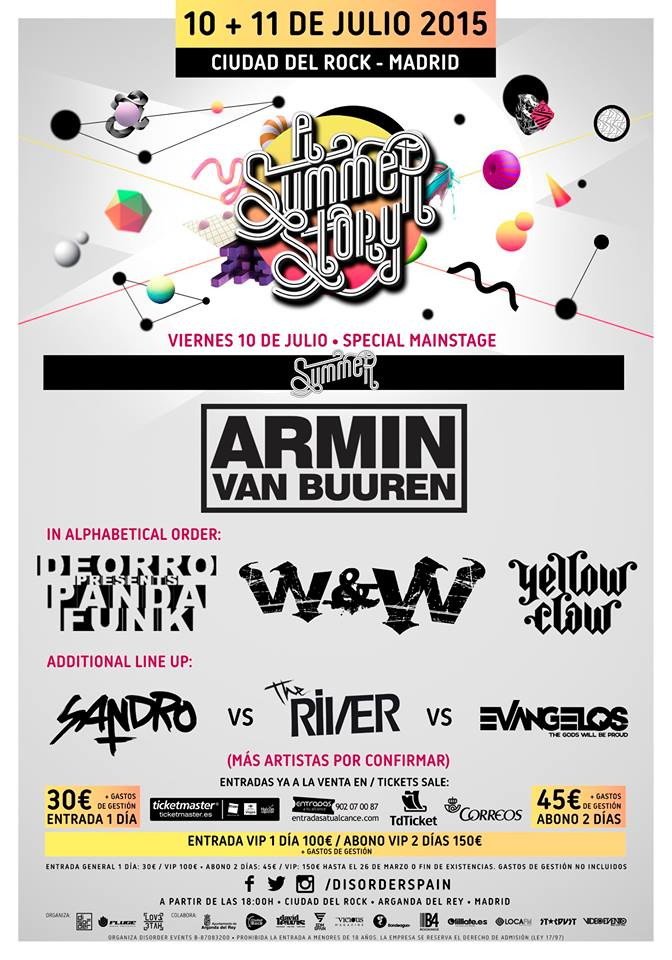 10418345_939026889462200_8070645022301917067_n A Summer Story - Summer Stage [avance]