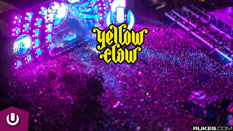 Photo of Yellow Claw Ultra Music Festival 2015 [Free Download]