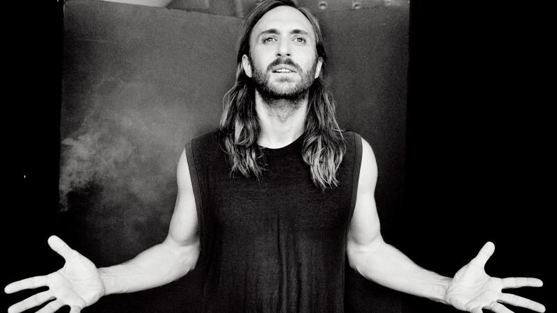 Photo of David Guetta en Marbella el 1 de agosto