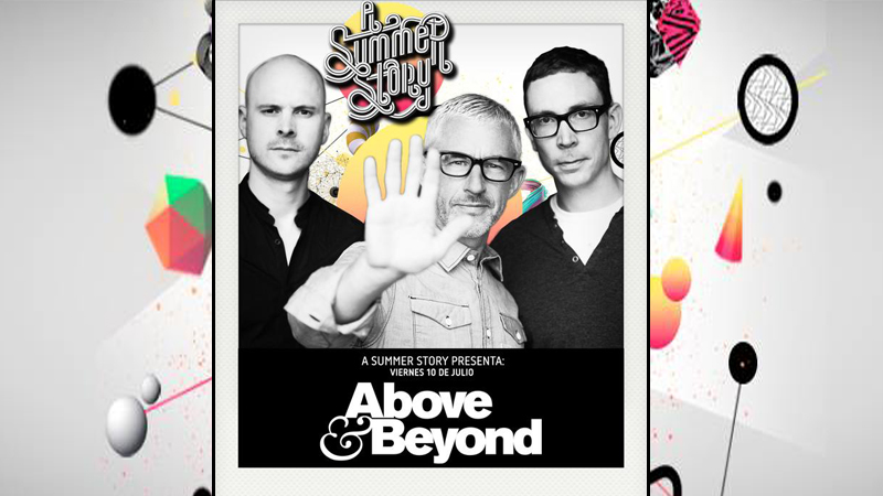 Photo of Lineup A Summer Story, ABOVE & BEYOND para cerrarlo