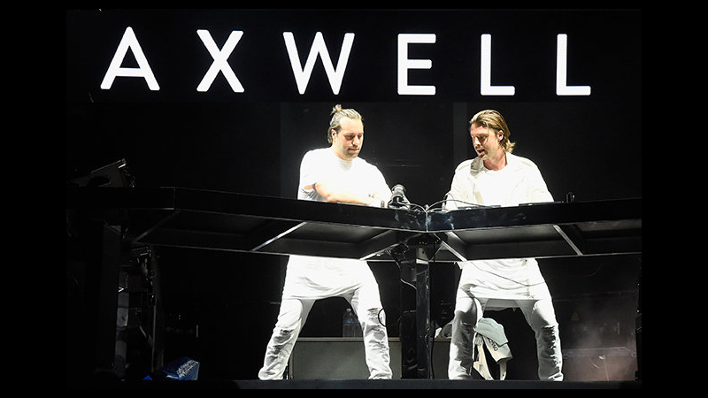 Photo of Axwell Ingrosso Coachella 2015 [full set vídeo]