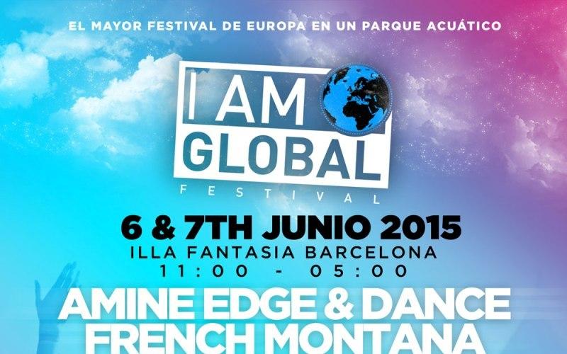 Photo of I Am Global, el mayor evento musical de Europa en un parque acuático