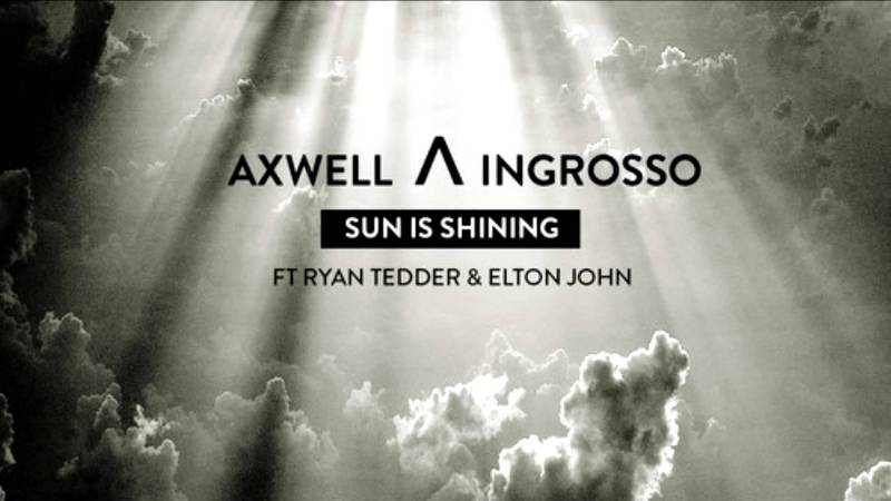 Photo of Sun Is Shining – Axwell /\ Ingrosso