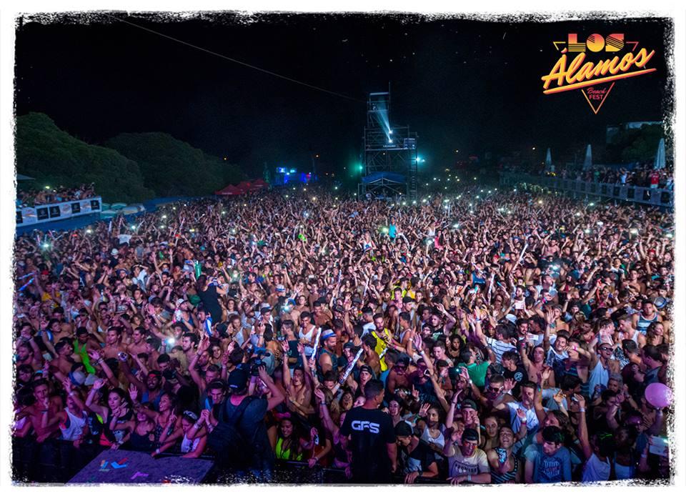 los-alamos-2 Crónica: Primera edición de Los Álamos Beach Festival