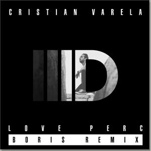 love-perc-de-cristian-varela Love Perc, primer single del nuevo álbum de Cristian Varela