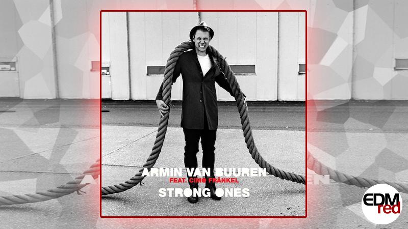 Photo of Armin van Buuren feat. Cimo Fränkel – Strong Ones