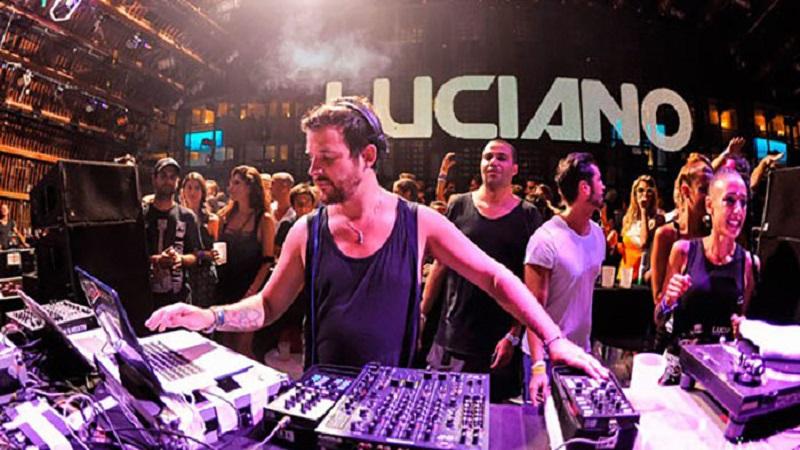 Luciano en Pachá Barcelona