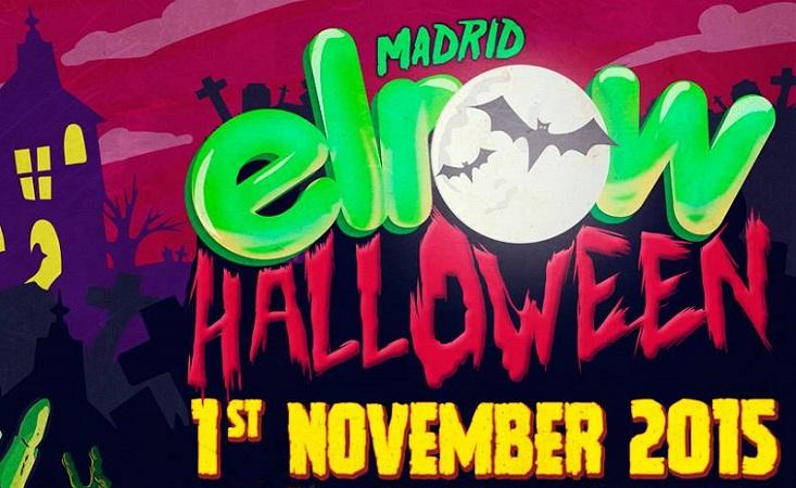 Photo of Elrow llega a Fabrik en Halloween