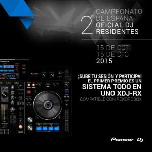 SEGUNDO-300x300 Pioneer trae el campeonato de España de DJs residentes