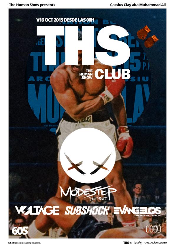 THS-modestep-cartel-EDMred Modestep en Madrid con THS CLUB