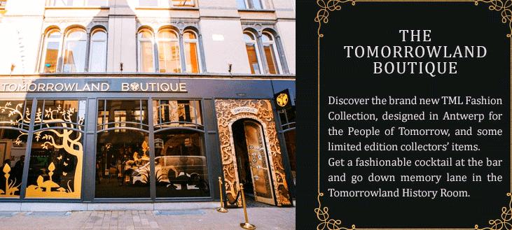 tomorrowland-boutique-EDMred Tomorrowland Boutique abre sus puertas en Bélgica