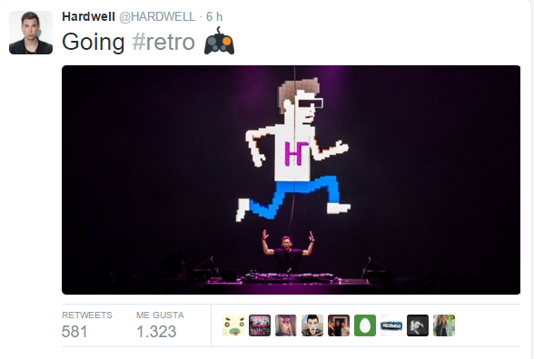 hardwell-retro-twitter-edmred Nicky Romero acusa a Hardwell de plagio