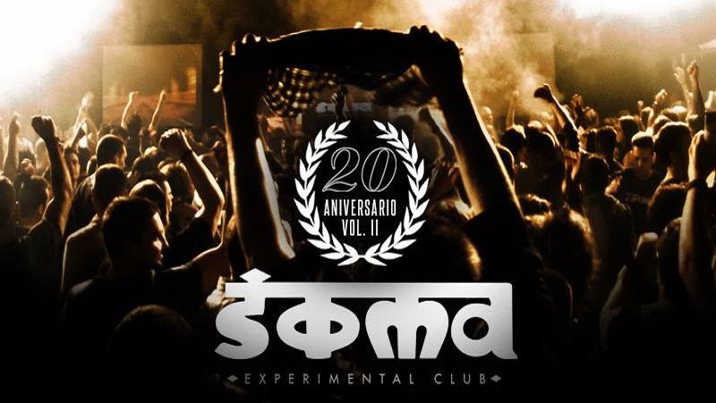 soma club poster