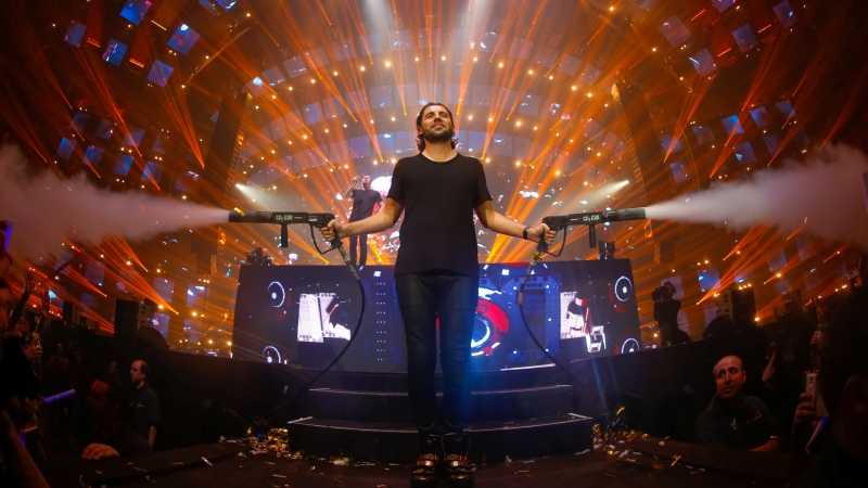 Bringing-The-Madness-3.0-EDMred-3 Dimitri Vegas & Like Mike, 3 Sold Out de Bringing The Madness 3.0