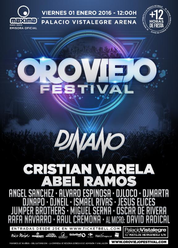 cartel-oro-viejo-festival-EDMred ¡Sorpresa! Abel Ramos en Oro Viejo Festival
