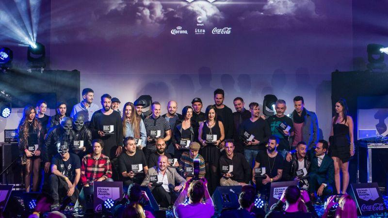Photo of La gran fiesta de los Vicious Music Awards by Corona