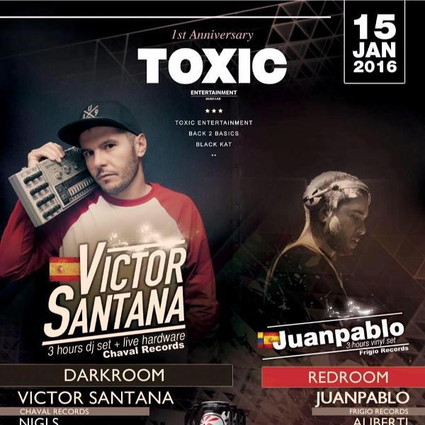 tour-china-victor-santan-EDMred Sesión de Víctor Santana en Mondo Disko Nochebuena 2015