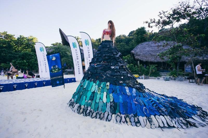 Mother-Nature-recycled-art-decor-shipsomnia-EDMred Shipsomnia, una experiencia Tomorrowland en el mar