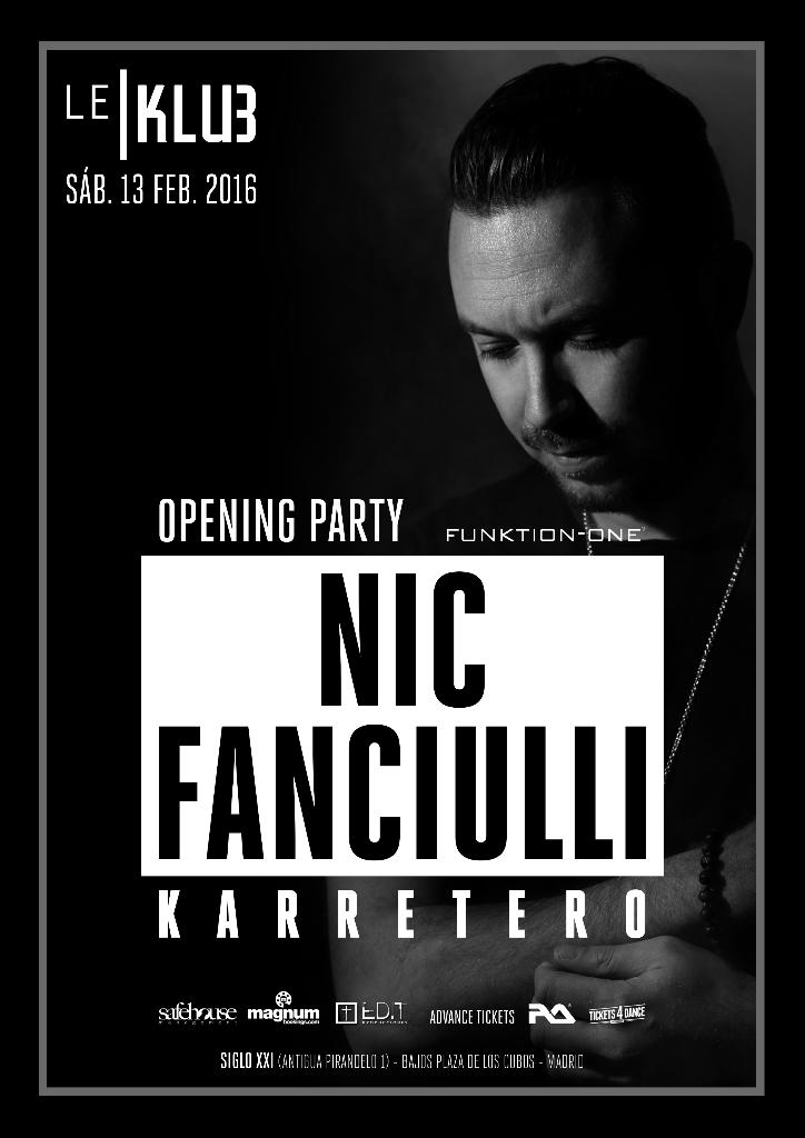 Nic-Fanciulli-Le-Klub-EDMred-724x1024 Nic Fanciulli en Le Klub Madrid
