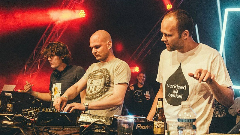 Photo of Noisia nos regala 'Old Shit We Never Finished'