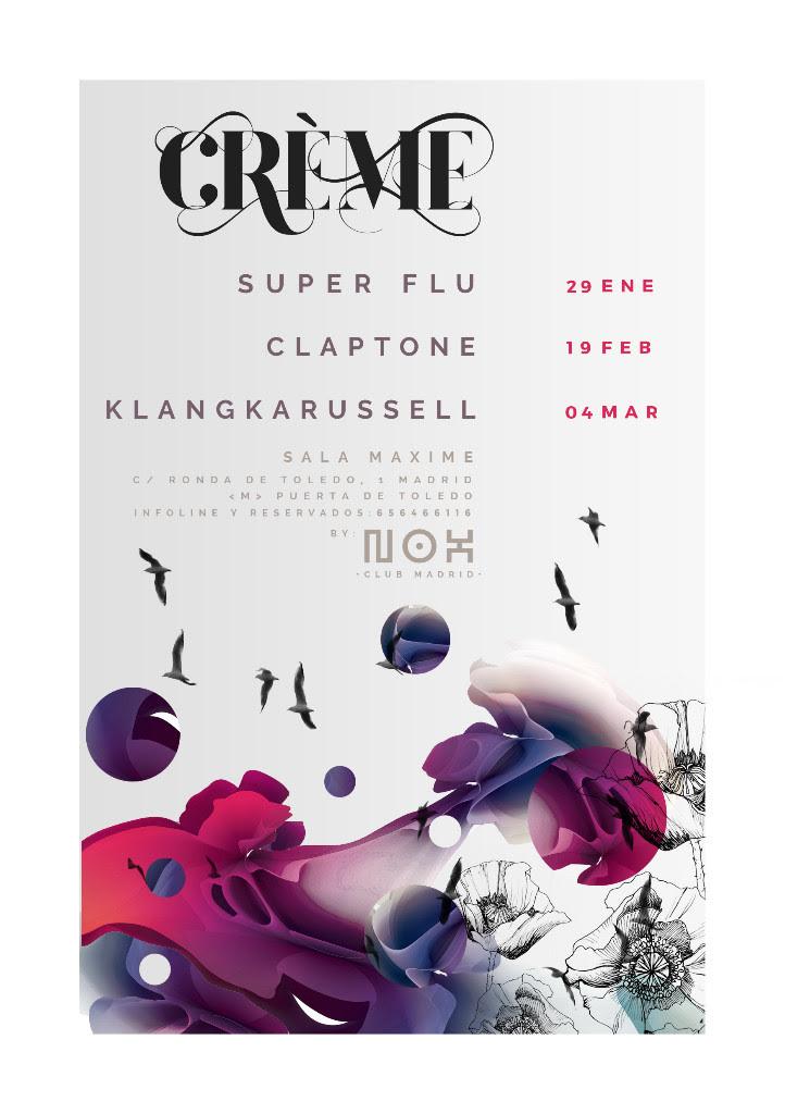 Nox-Creme-enero-EDMred NOX presenta su nuevo concepto: CRÈME