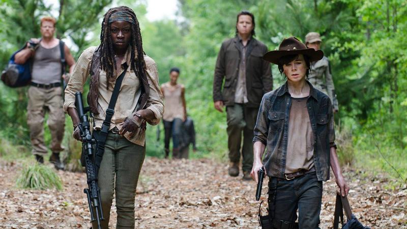 Photo of En The Walking Dead se escucha Trap