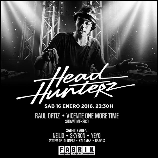 head-hunterz-fabrik-EDMred Headhunterz en Madrid mañana 16 de enero 2016