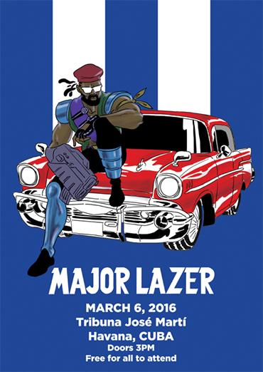 major-lazer-en-cuba-EDMred Major Lazer pasará a los anales de la historia de la música