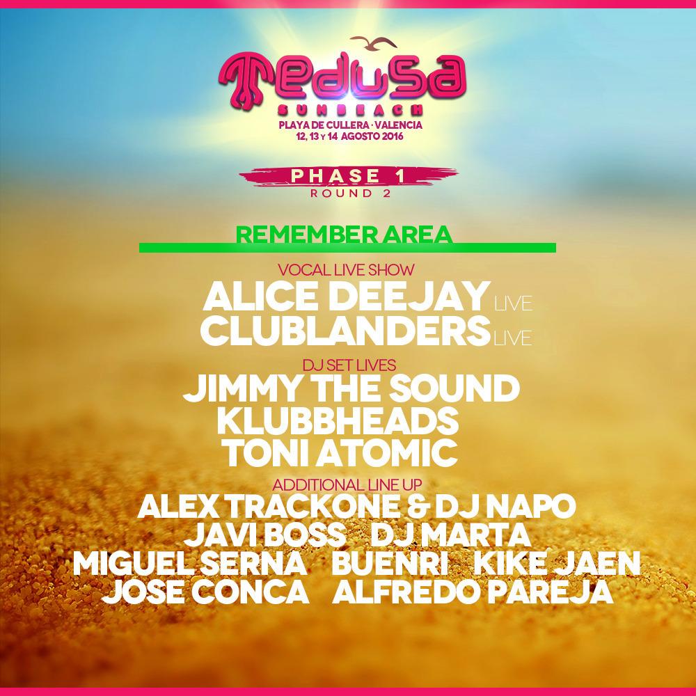 medusa-monfirmaciones-remember-EDMred El Remember muy presente en Medusa Sunbeach Festival 2016