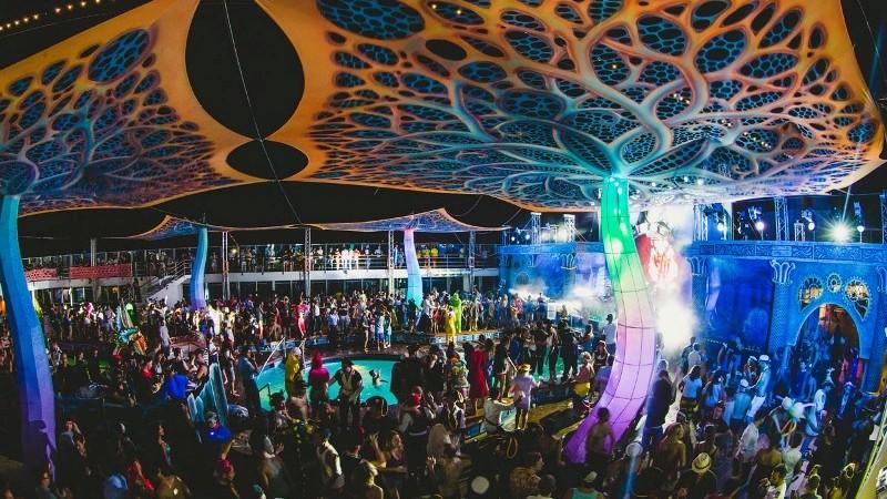 Photo of Shipsomnia, una experiencia Tomorrowland en el mar