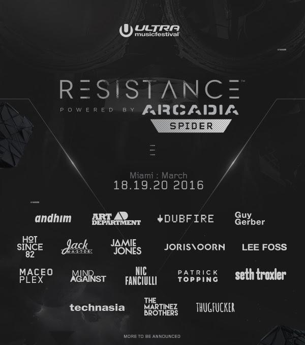 resistance-ultra-miami-EDMred Resistance Ultra Miami, primeros confirmados