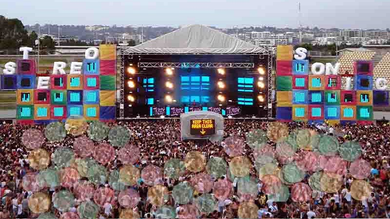 Photo of Australia, sus festivales y la droga
