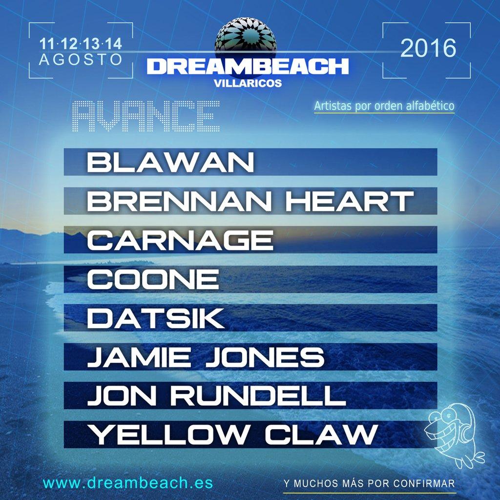 tercer-avance-dreambeach-2016 Jamie Jones y Yellow Claw entre los confirmados de Dreambeach 2016