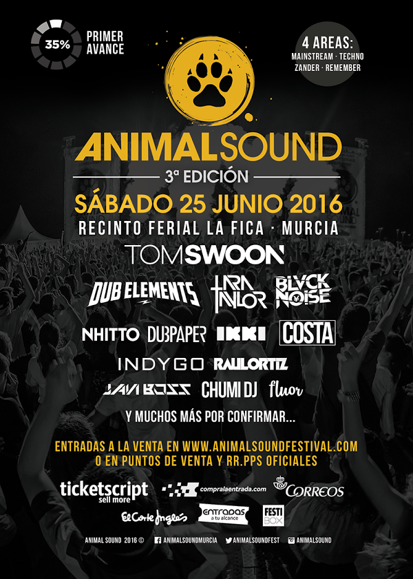 animal-sound-EDMred Primer avance para Animal Sound 2016