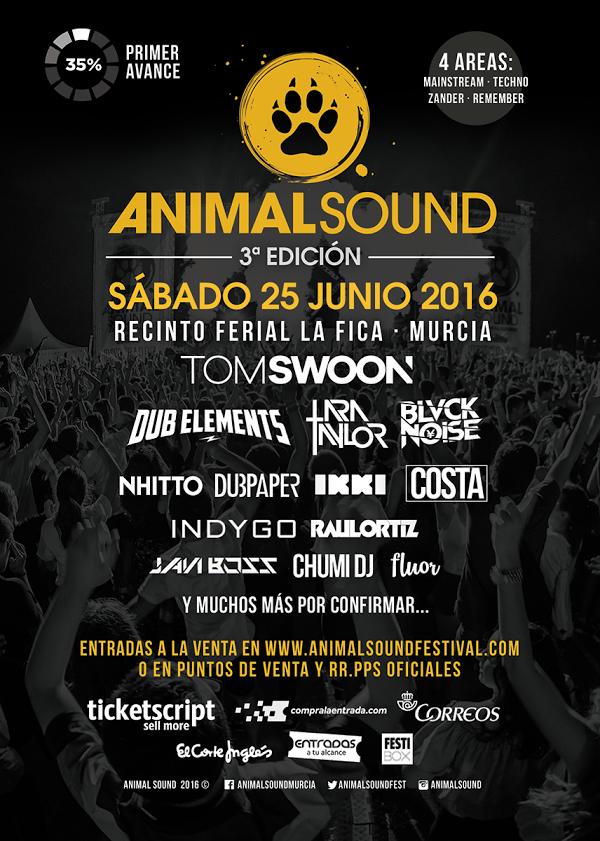 animal-sound-EDMred Primer avance para Animal Sound 2016