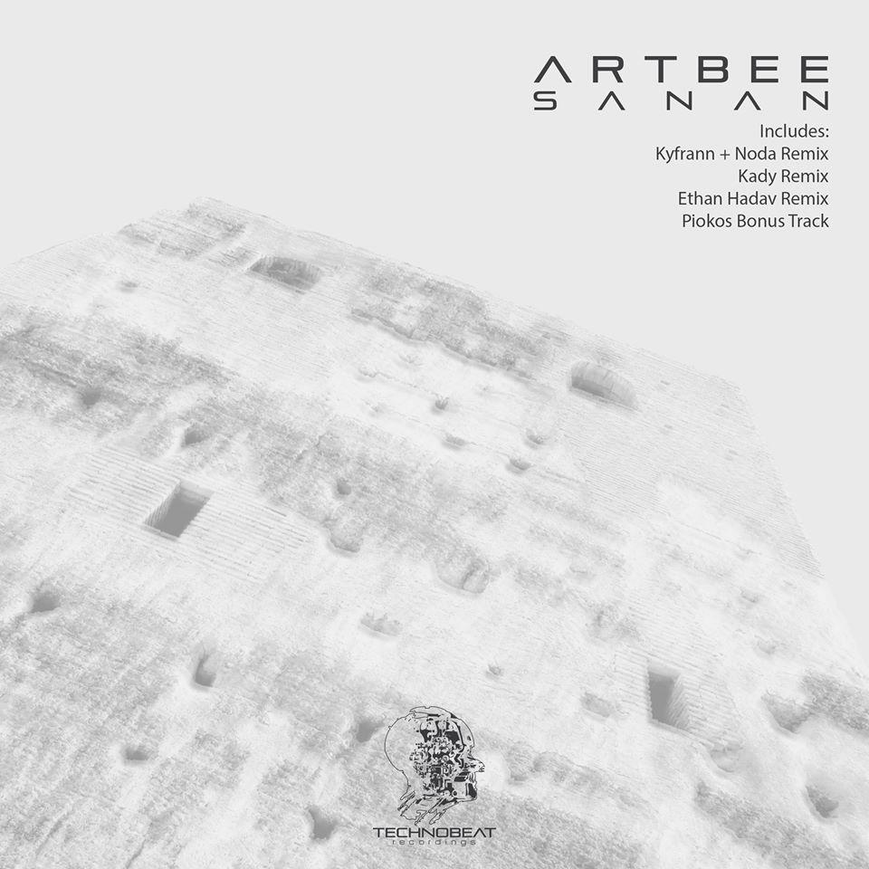 carátula-artbee-sanan-EDMred Artbee - Sanan EP