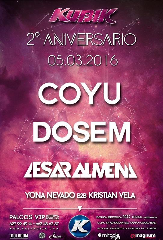 coyu-dosem-en-kubik-EDMred Coyu y Dosem en Ciudad Real