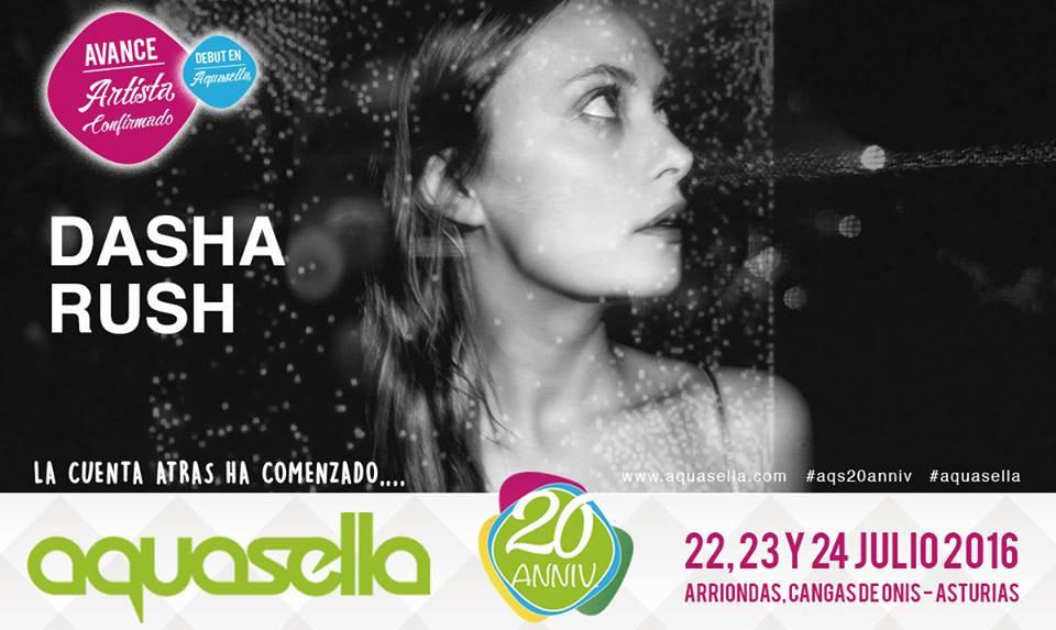 dasha-rush-aquasella-EDMred Dos nuevos confirmados en Aquasella