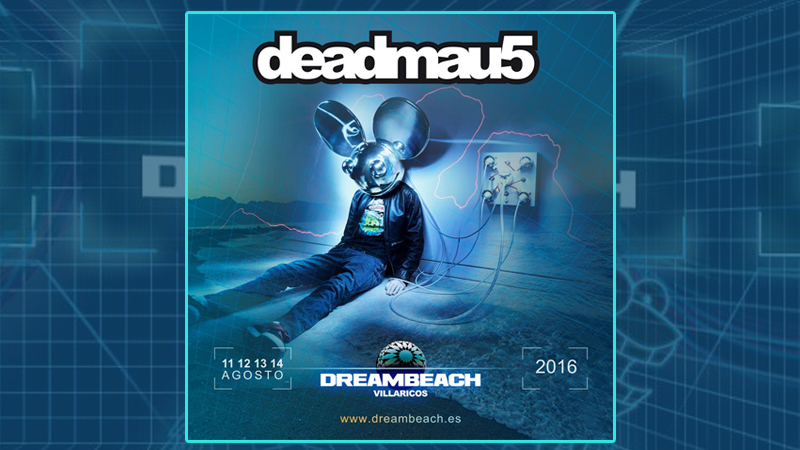 Photo of Viernes en Dreambeach: Deadmau5 y Laurent Garnier