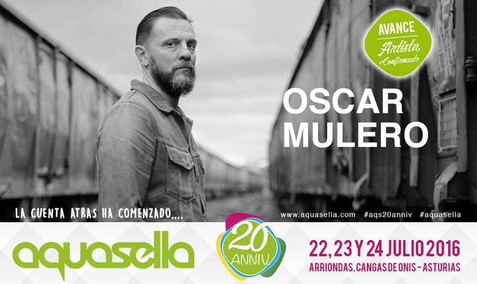 oscar-mulero-aquasella-EDMred Dos nuevos confirmados en Aquasella