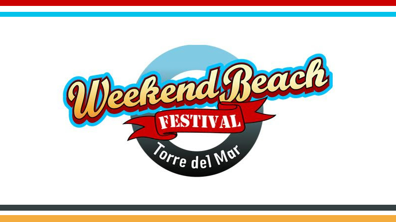 Cartel por días de Weekend Beach Festival 2018