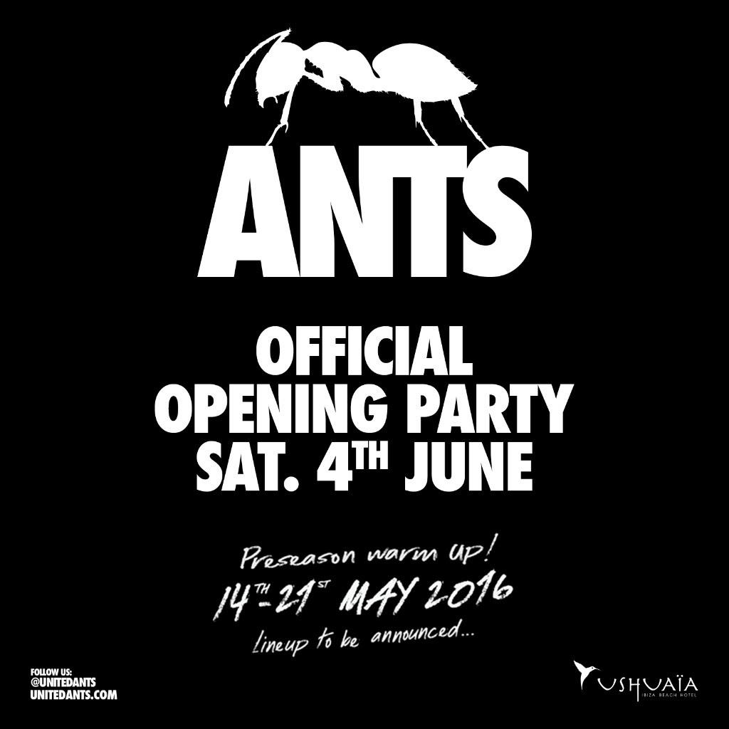 ANTS-opening-party-ushuaïa-EDMred ANTS Ibiza Opening Party en Ushuaïa