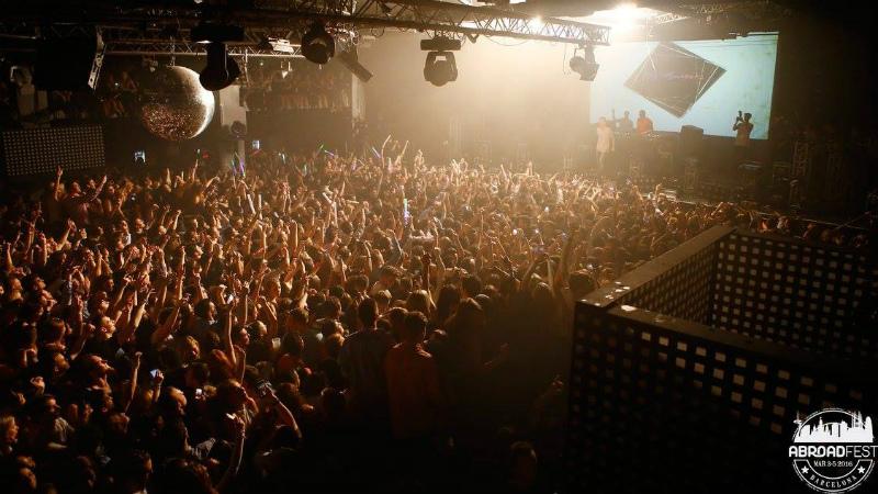 Chainsmokers-Razzmatazz-EDMred AbroadFest | Y la Ciudad Condal se convirtió en 'Basselona'