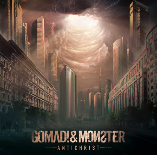 GomadMonsters-Antichrist-EDMred Nuevo EP de GoMad! & Monster listo para reventar las pistas