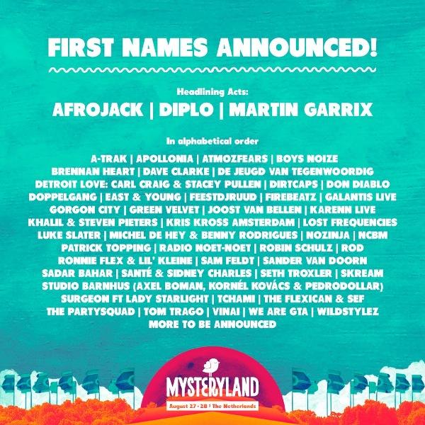 primer-avance-Mysteryland-EDMred Primeras confirmaciones de Mysteryland 2016